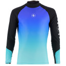 Aqua Lung Rash Guard Frozen Blue (Men/Langarm) -...