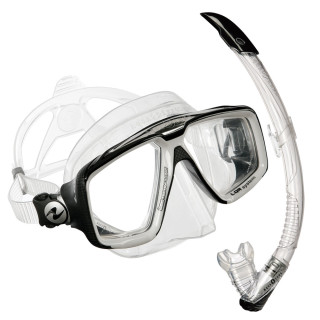 Aqua Lung Look HD & Zephyr (white)